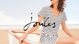 10% Off Clearance Orders at Joules