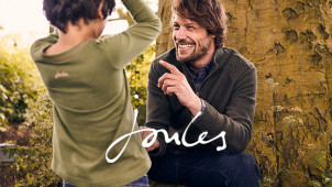£10 Off First Orders Over £50 with Newsletter Sign Ups at Joules