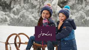 Extra 10% Off Sale Orders at Joules - Ends Monday