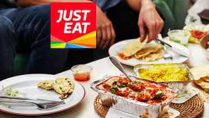 30% Off Selected Takeaways at Just Eat