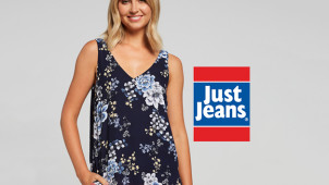 30% Off Levi's, Calvin Klein, Guess and More in the Big Brand Denim Snap Sale at Just Jeans