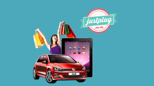 Win a R1,000 Woolworths Voucher at Just Play