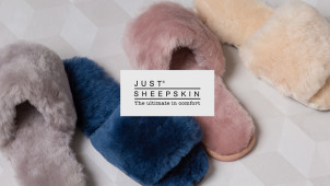 5% Off First Order with Newsletter Sign-up at Just Sheepskin