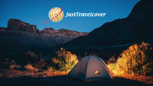 14% Off Bookings at Just Travel Cover
