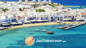 £5 Gift Card with Travel Insurance Policies Over £40 at Just Travel Cover