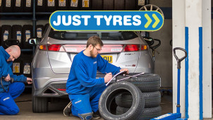 Free Michelin Power Bank with 2 or more Michelin Tyre Orders at Just Tyres