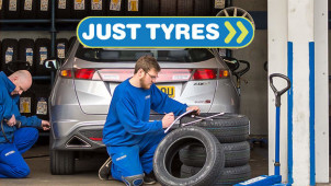 5% Off Orders at Just Tyres