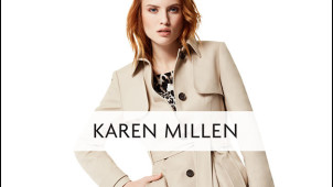 25% Off Footwear and Accessories at Karen Millen