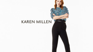 Free Delivery on Orders Over £150 at Karen Millen