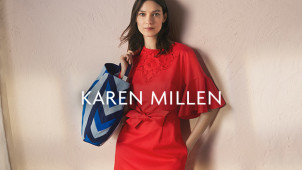 Free Next Day Delivery at Karen Millen