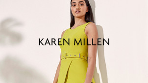 Save Up to 50% on Selected Clothing & Accessories at Karen Miller
