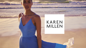 Up to 60% Off in the Sale at Karen Millen - Further Reductions!