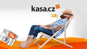 Slevový kupon -200 Kč na Váš nákup od Kasa.cz