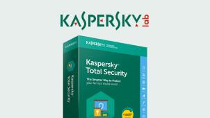 60% Off Total Security at Kaspersky