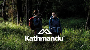 Save 40% Off Selected Brands for Summit Club Members at Kathmandu