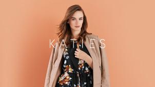 30% Off Selected Orders at Katies