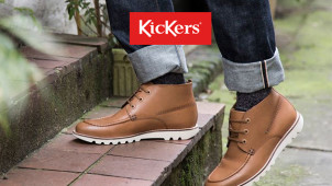 5% Off First Orders at Kickers
