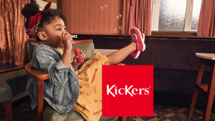 10% Off First Orders at Kickers