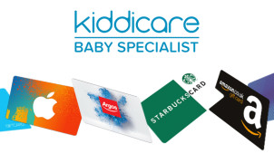 £5 Reward with Orders Over £50 at Kiddicare