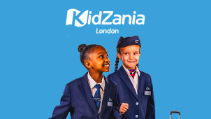 Up to 48% Off Entry at KidZania London