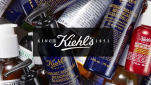 10% Off First Orders with Newsletter Sign-ups at Kiehl's