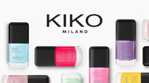 £5 Off Orders Over £30 at KIKO