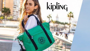 £5 Gift Card with Orders Over £50 at Kipling