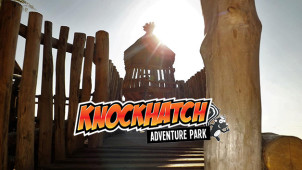 Up to 26% Off Selected Online Bookings at Knockhatch Adventure Park