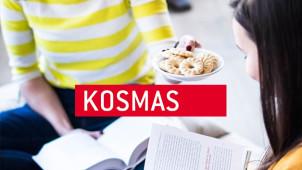 Slevový kupon -50 Kč na váš nákup knih od Kosmas.cz