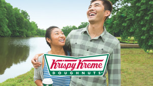 Free Coffee with Any Purchase at Krispy Kreme