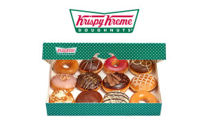 Buy Any Dozen & Get an Original Glazed Dozen for £6 at Krispy Kreme