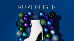 20% Off Everything for Black Friday at Kurt Geiger