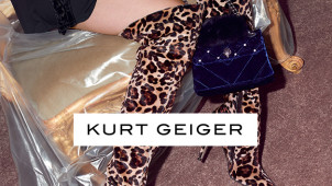 20% Off Next Purchases with Boot Orders at Kurt Geiger