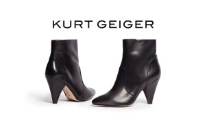 10% Off First Orders with Newsletter Sign-ups at Kurt Geiger