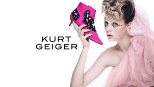 Find 50% Off in the End of Season Sale at Kurt Geiger