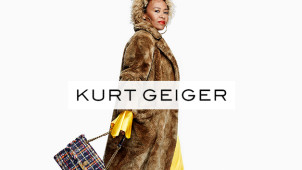 10% Off Orders with Newsletter Sign-ups at Kurt Geiger