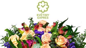 Slevový kupon -10% na nákup květin od Kvetiny-express.cz