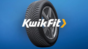 10% Off 2 or More Premium Tyre Orders at Kwik Fit