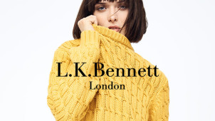 25% Off Dressess, Footwear and Bag Orders at LK Bennett