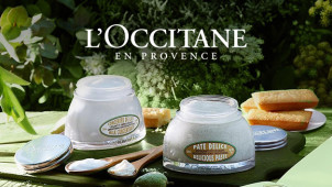 Free Almond Favourites Collection with Orders Over £50 at L'Occitane