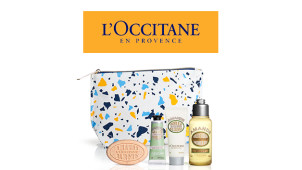 Free Delicious Almond Collection (worth €23) with Orders of €50 at L'Occitane
