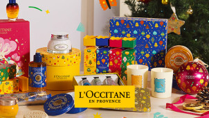 Free Festive Bauble Duo When You Spend £65 or More at L'Occitane