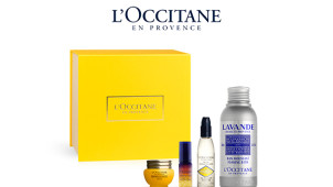 Free Must-Have Skincare Travel Collection on Orders Over £45 at L'Occitane