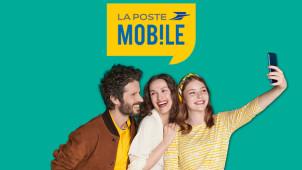 Forfait SIM 30Go à seulement 10,99€ /mois chez La Poste Mobile