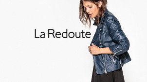 30% Off First Credit Order at La Redoute