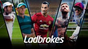 £50 Casino and Slots Welcome Bonus with £10 Deposits at Ladbrokes