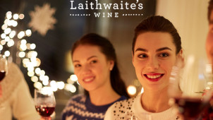 £30 Off + Free Delivery on 12 Bottles of Wine Over £99 for New Customers at Laithwaite's Wine