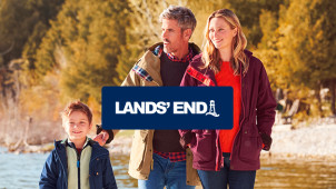 50% Off Orders at Lands End
