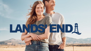 Sommer Sale mit bis zu 70% Rabatt bei Lands' End