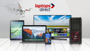 Free Delivery on Orders Over £50 at Laptops Direct